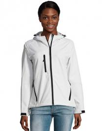 Women`s Hooded Softshell Jacket Replay